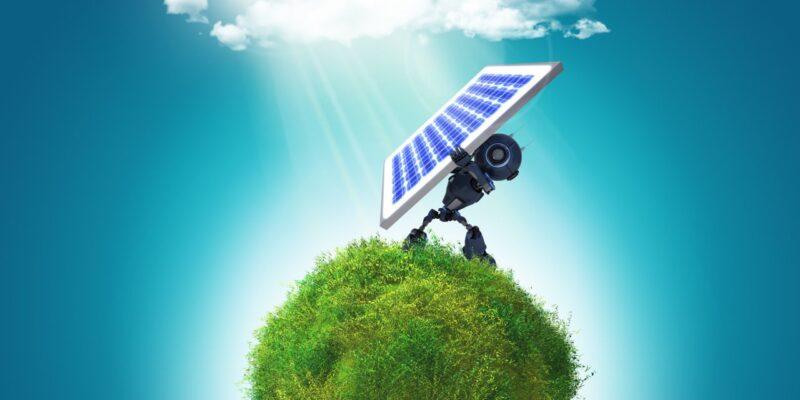 Energia solar e aquecimento global