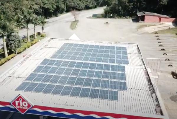 Cliente Posto Ponto Alto - Maya Energy